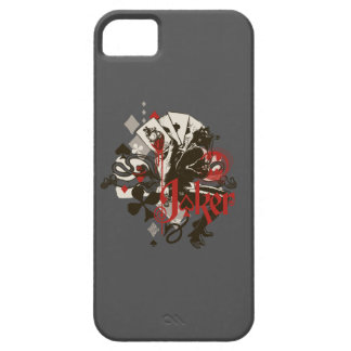 The Joker - 4 Aces Bleeding Heart Devil Barely There iPhone 5 Case