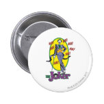 The Joker Cackles 2 Buttons