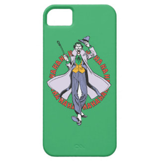 The Joker Cackles iPhone 5 Cover
