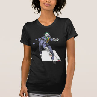 The Joker Casts Cards Tshirts