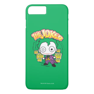 The Joker - Chibi iPhone 7 Plus Case