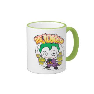 The Joker - Chibi Coffee Mugs