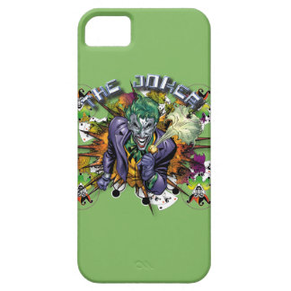 The Joker - Explosion iPhone 5/5S Cover