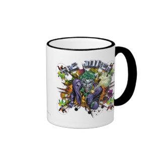 The Joker - Explosion Ringer Mug