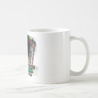 The Joker - Face and Logo Basic White Mug