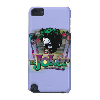 The Joker - Face and Logo iPod Touch 5G Cover