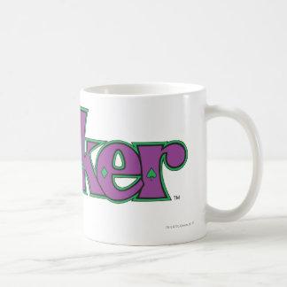 The Joker Logo Mug