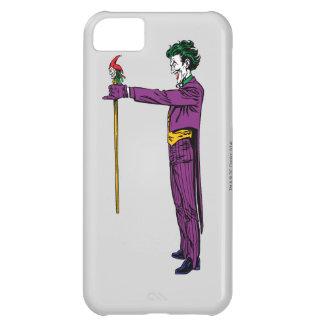 The Joker Looks Left iPhone 5C Case