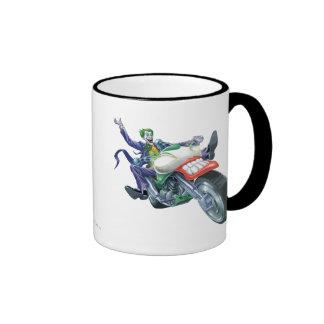The Joker on Cycle Ringer Mug