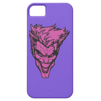 The Joker Pink Barely There iPhone 5 Case