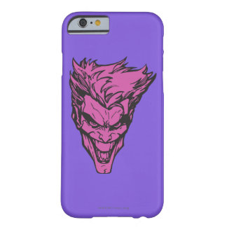 The Joker Pink Barely There iPhone 6 Case