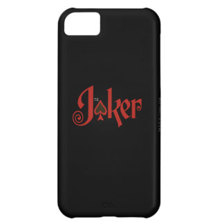 The Joker Playing Card Logo iPhone 5C Case