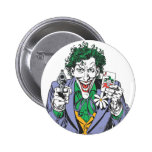 The Joker Points Gun Pin