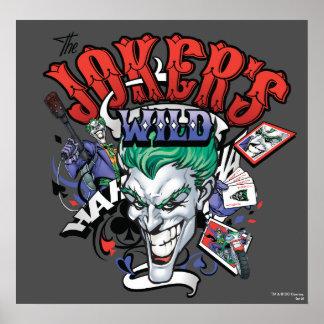 The Joker s Wild Poster
