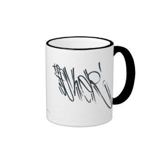 The Joker Script Ringer Coffee Mug