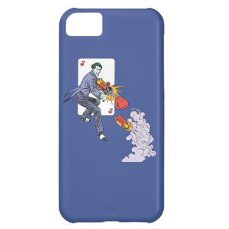 The Joker Shoots Laughing Gas iPhone 5C Case
