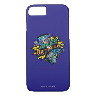The Joker Vs Batman iPhone 8/7 Case