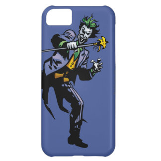 The Joker with cane iPhone 5C Case