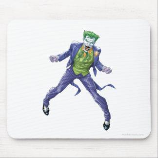 The Joker Yells Mouse Pad