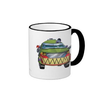 The Joker's Car Ringer Mug