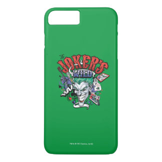The Joker's Wild iPhone 7 Plus Case