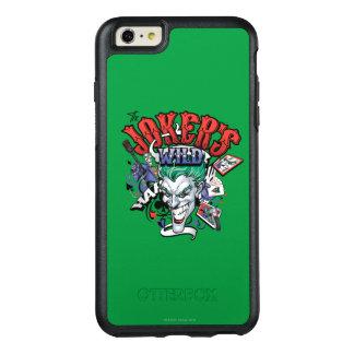 The Joker's Wild OtterBox iPhone 6/6s Plus Case