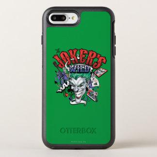The Joker's Wild OtterBox Symmetry iPhone 7 Plus Case