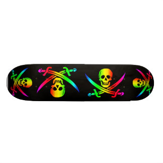 The Jolly Rastafari Skateboard