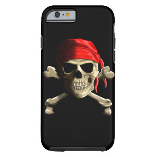The Jolly Roger iPhone 6 Case