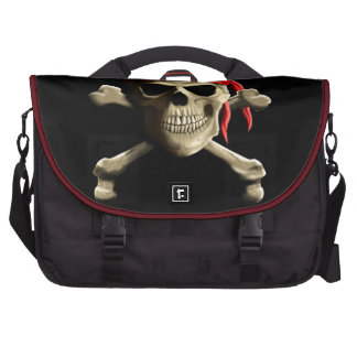 The Jolly Roger Commuter Bags