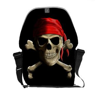 The Jolly Roger Messenger Bags