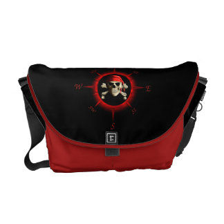 The Jolly Roger Commuter Bag