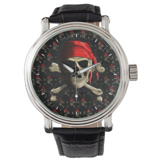 The Jolly Roger Watch