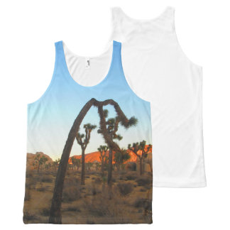 The Joshua Tree All-Over Print Singlet