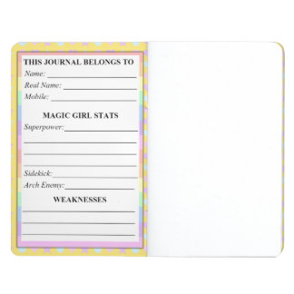 The Journal of a Magical girl