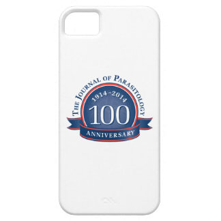 The Journal of Parasitology 100th Anniversary iPhone 5 Cases