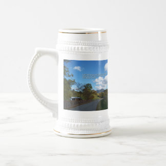 The Journey Beer Steins