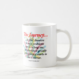 The Journey... Coffee Mug