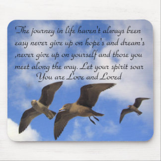 The Journey_ Mousepad Mouse Pads