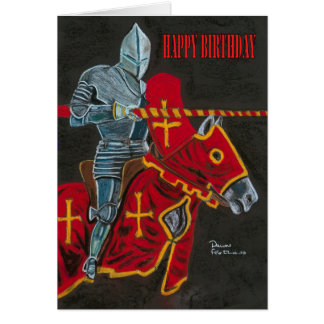 The Jouster Card
