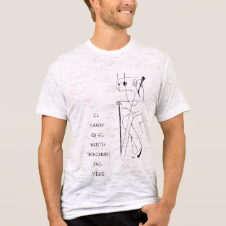 the Joy is santo rest of Viaje - of OLARCO T-Shirt