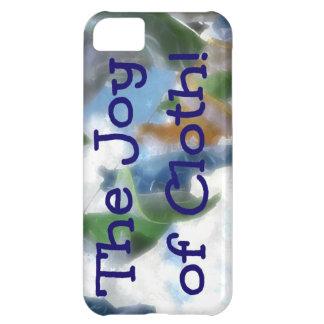 The Joy of Cloth! iPhone 5C Case