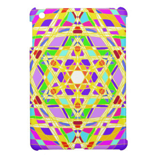 The Judaical vitrail. iPad Mini Cover