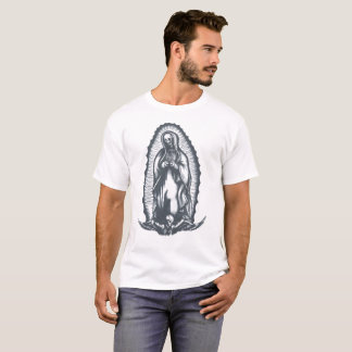 The Judged Mary Skeleton tee