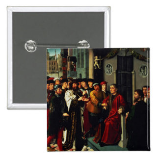 The Judgement of Cambyses 1498 Pin