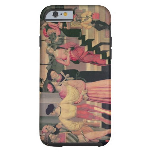 The Judgement of Daniel iPhone 6 Case
