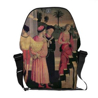 The Judgement of Daniel Messenger Bag