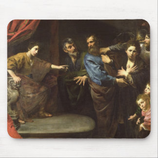 The Judgement of Daniel Mouse Pad