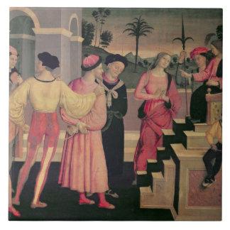 The Judgement of Daniel Ceramic Tiles