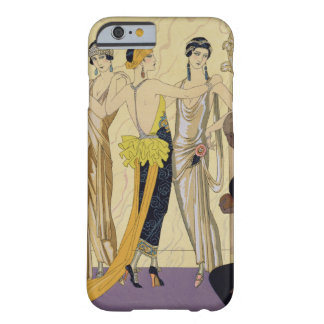 The Judgement of Paris, 1920-30 (pochoir ) Barely There iPhone 6 Case